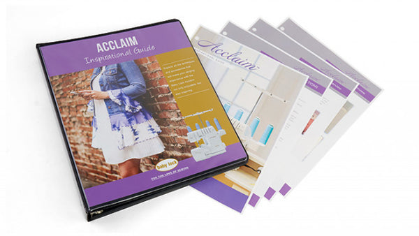 Acclaim Inspirational Guide - STWB-BLES4