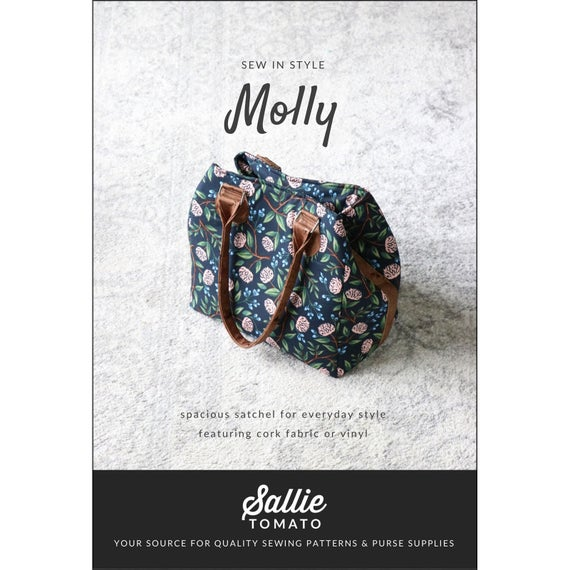 Sallie Tomato-Molly Pattern LST132