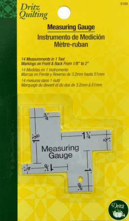 Measuring Gauge - 3100D