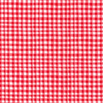 Gingham Play Red CX7161-CHER-D
