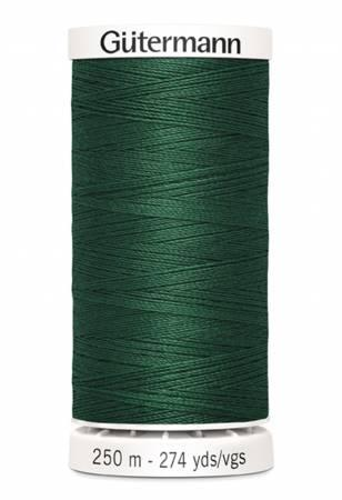 Sew-all Polyester All Purpose Thread 250m/273yds - Dark Green 250M-788
