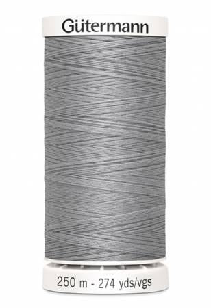 Sew-all Polyester All Purpose Thread 250m/273yds - Mist Grey 250M-102