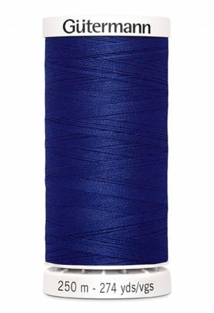 Sew-all Polyester All Purpose Thread 250m/273yds - Royal 250M-260