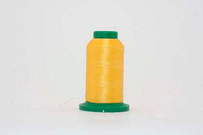 Isacord 1000m Polyester - 0506 Yellow Bird