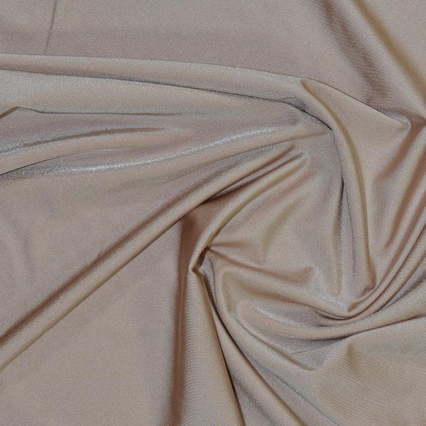 "58"" Nylon Spandex 4 Way Stretch NYL SPAN-Brown"