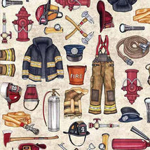 5 Alarm-Firefighter EquipmentStone 1649-26294-K