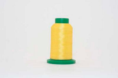 Isacord 1000m Polyester - 0310 Yellow