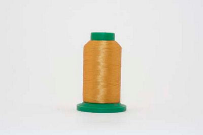 Isacord 1000m Polyester - 0821 Honey Gold