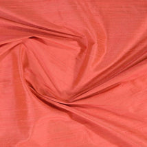 "Agra Hand Woven Dupioni 44""  AC-17 Coral"