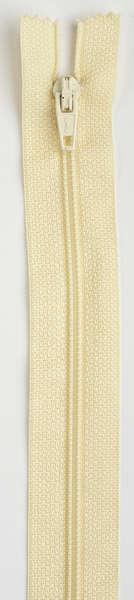 All-Purpose Polyester Coil Zipper 16in Primrose