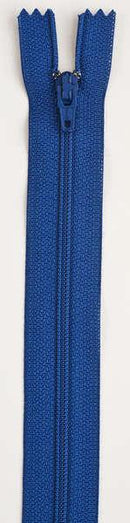 All-Purpose Polyester Coil Zipper 20in Yale Blue