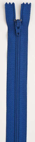 All-Purpose Polyester Coil Zipper 22in Yale Blue