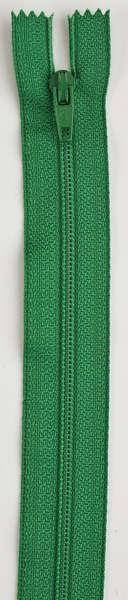 All-Purpose Polyester Coil Zipper 7in Kerry Green