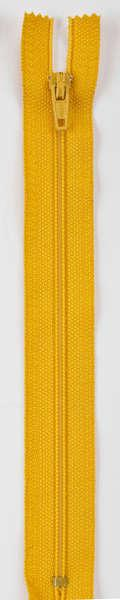 All-Purpose Polyester Coil Zipper 9in Spark Gold