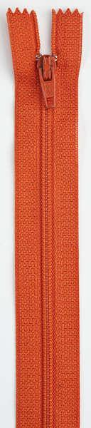 All-Purpose Polyester Coil Zipper 9in Tango