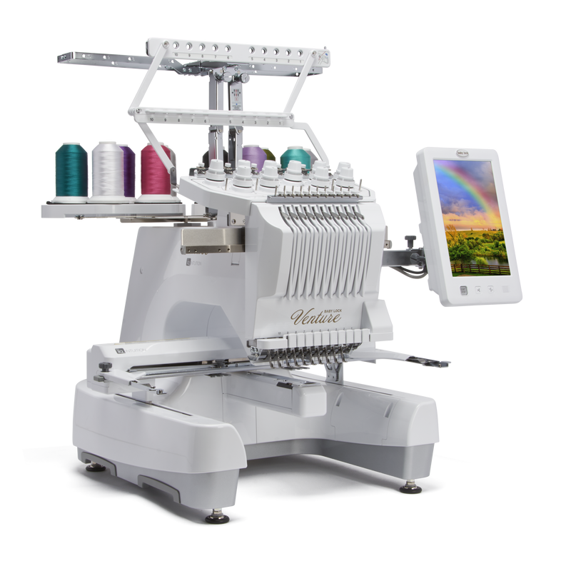 BabyLock Valiant BMV10 10 Needle Embroidery Machine