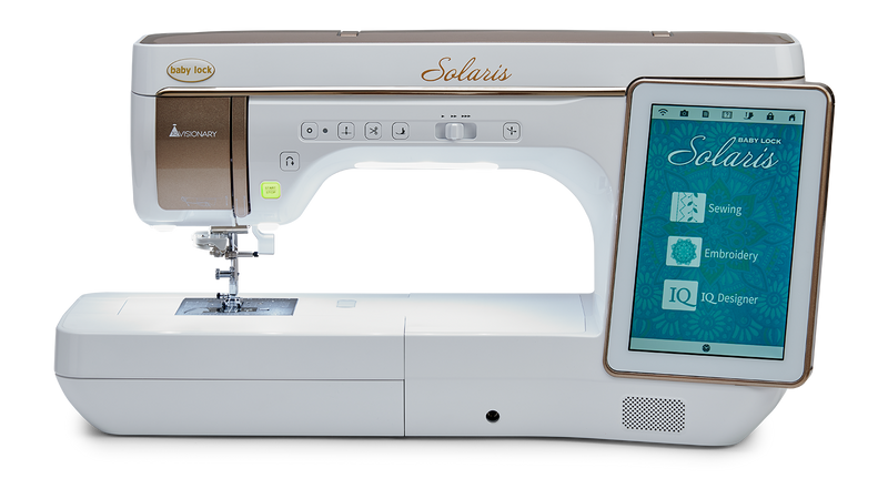 BabyLock Solaris Sewing and Embroidery Machine