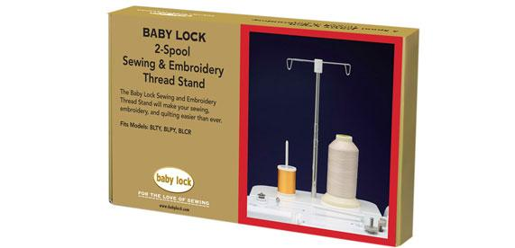 BabyLock 2 Spool Sewing / Embroidery Thread Stand - BLMA-STS