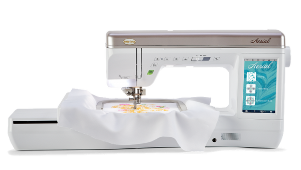 BabyLock Aerial Sewing & Embroidery Machine -  BLAE