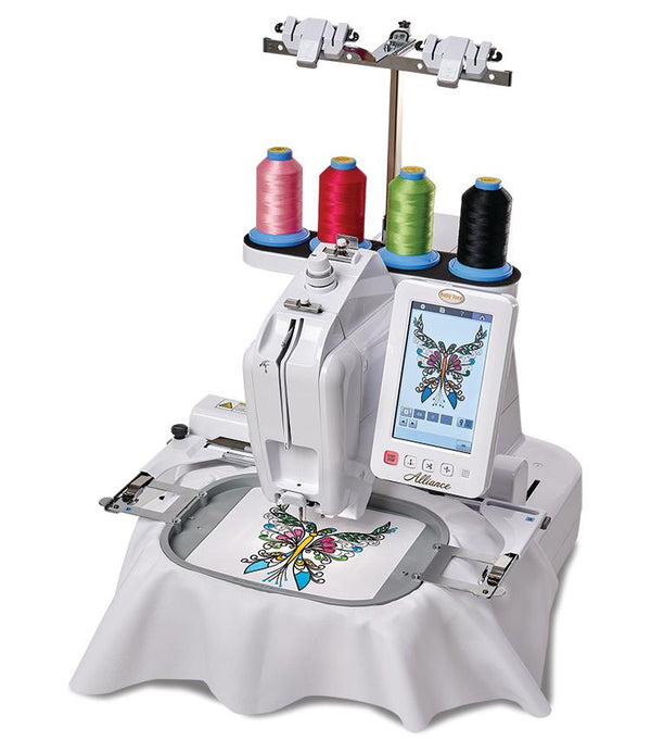 BabyLock Alliance Embroidery Machine - BNAL