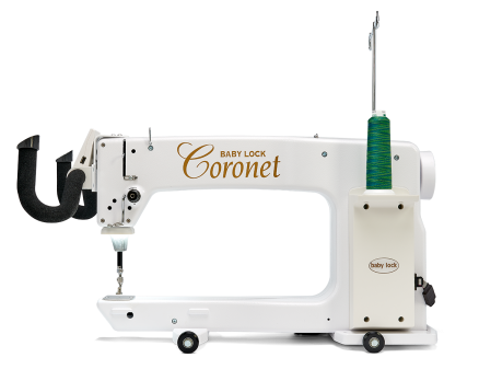 BabyLock Coronet + Frame Quilting Machine -  BLCT16A