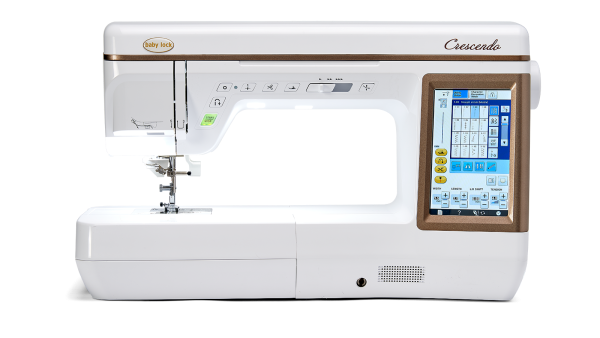 BabyLock Crescendo Sewing Machine -  BLCR