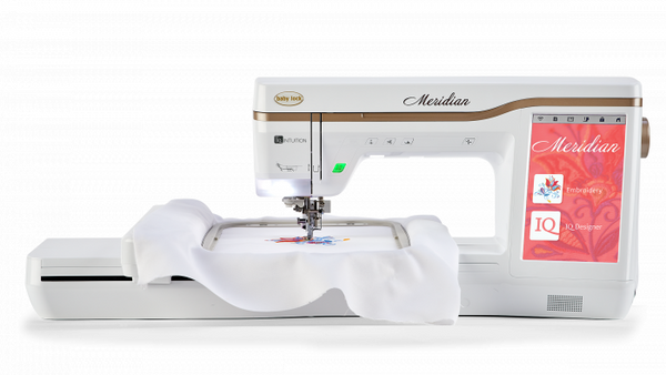 BabyLock Meridian Embroidery Machine -  BLMA