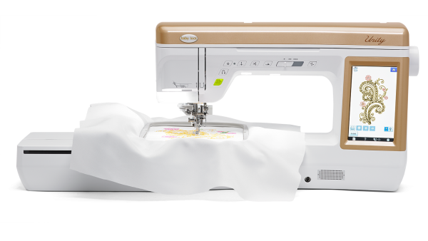 BabyLock Unity Sewing and Embroidery Machine - BLTY