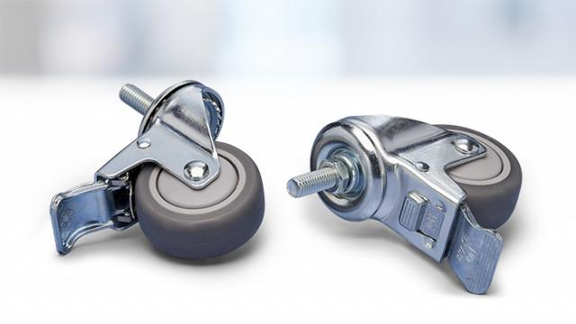 Coronet Casters (Set of 2)
