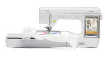 BabyLock Spirit Embroidery Machine - BLPY (Discontinued)