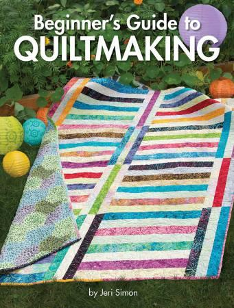 Beginner's Guide to Quiltmaking - Softcover L113350