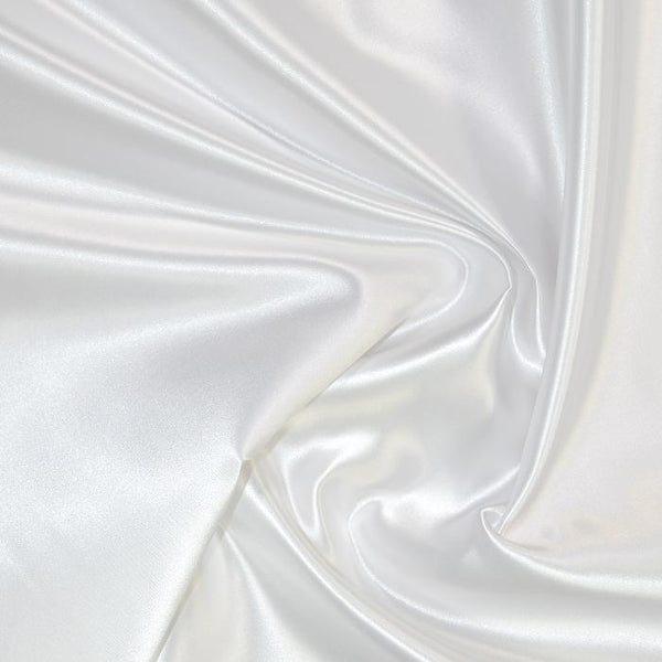 Bridal Satin 2860-White