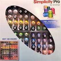 Brother Best 100 Thread Set - ETPBEST100