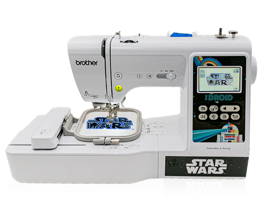 Brother LB5000S Sewing & Embroidery Machine - Stars Wars Edition