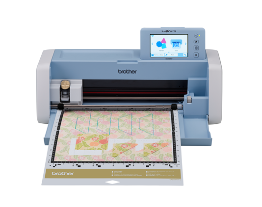 Brother Scan-N-Cut DX SDX225F Cutting Machine / Crafting Machine
