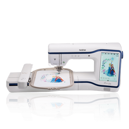 Brother Stellaire Embroidery Machine - XE1
