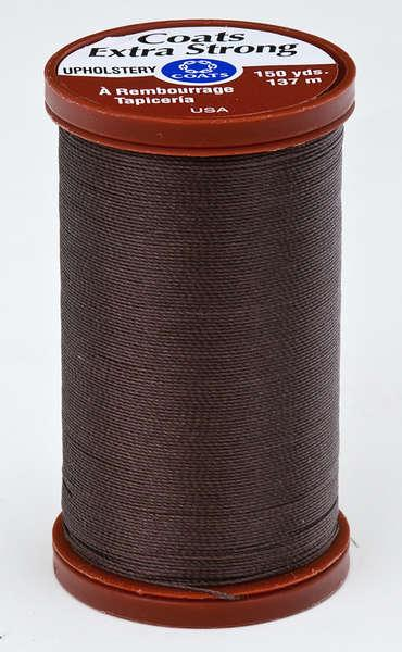Coats Extra Strong & Uphol.Thread 150 yds Chona Brown - S9648960