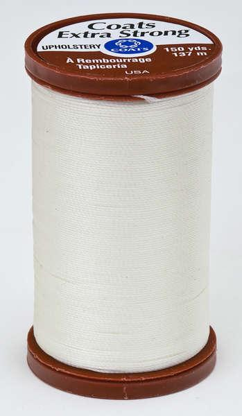 Coats Extra Strong & Uphol.Thread 150 yds Natural - S9648010