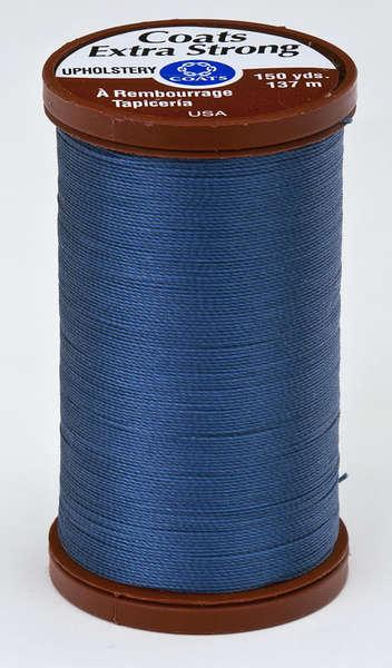 Coats Extra Strong & Uphol.Thread 150 yds Soldier Blue - S9644550