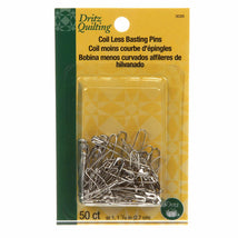 Coil-less Curved Safety Pins Size 1  Dritz Quilting