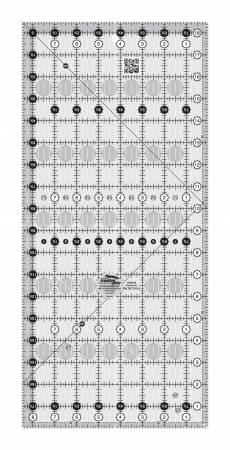 Creative Grids Quilt Ruler 8-1/2in x 18-1/2in - CGR818