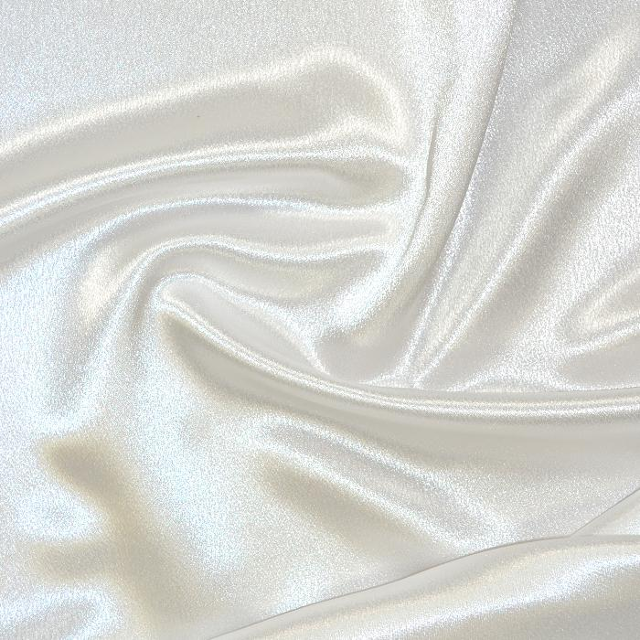 Crepe Back Satin Enchantment-DiamondWhite