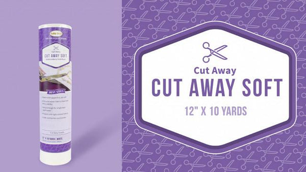 Cut Away Soft Stabilizer - 2.0 oz Medium White - BLC201