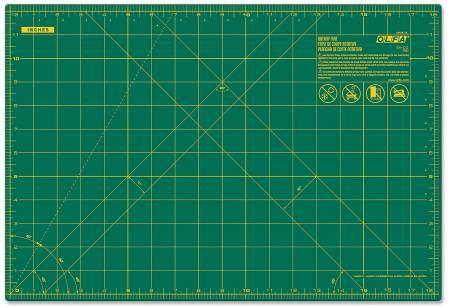 Cutting Mat with Grid 12in x 18in - RM-CG