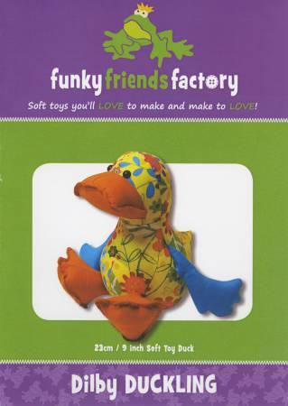 Dilby Duck Pattern  FF3999