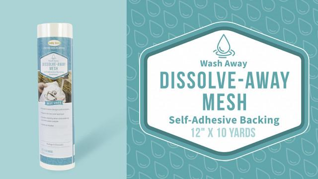 Disolve-Away Mesh Self-Adhesive - BLS503