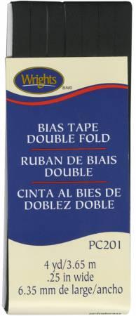 Double Fold Bias Tape Black 201 031 117201031