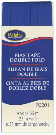 Double Fold Bias Tape Yale Blue 117201078