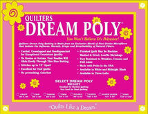 Dream Poly Select Double 96x93 P4D