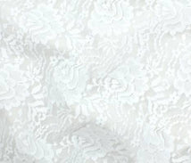 Dreamy Lace White 35353-01